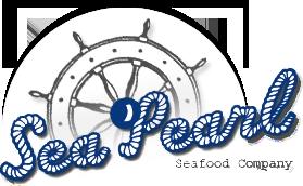Sea Pearl Seafood Logo